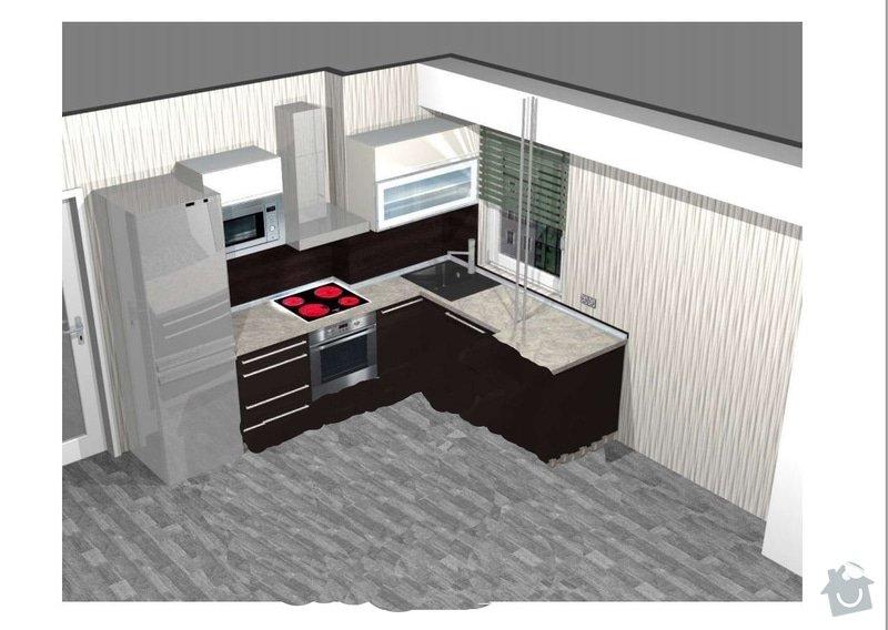 Kuchynská linka: kuchyne1