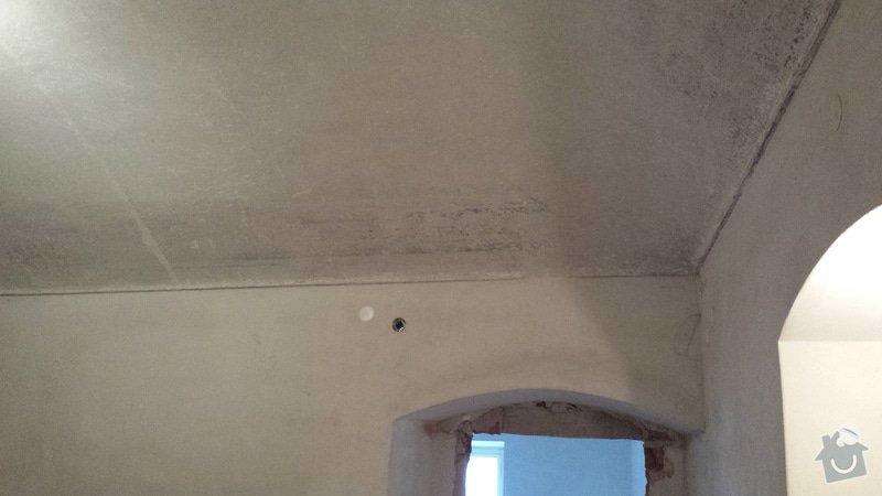 Renovace klenutého stropu : olesnice-halouzka03
