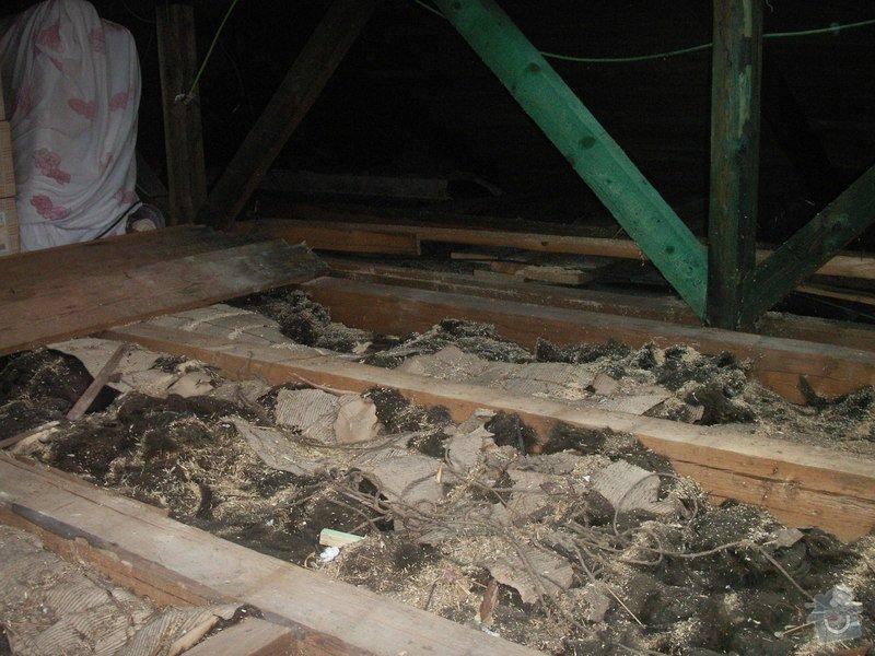 Kompletní rekonstrukce podkroví: PICT0991