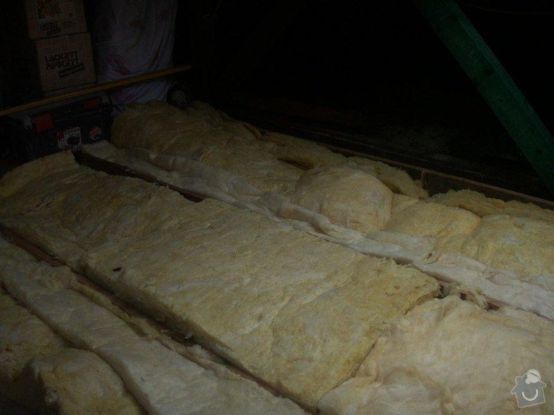 Kompletní rekonstrukce podkroví: PICT0998