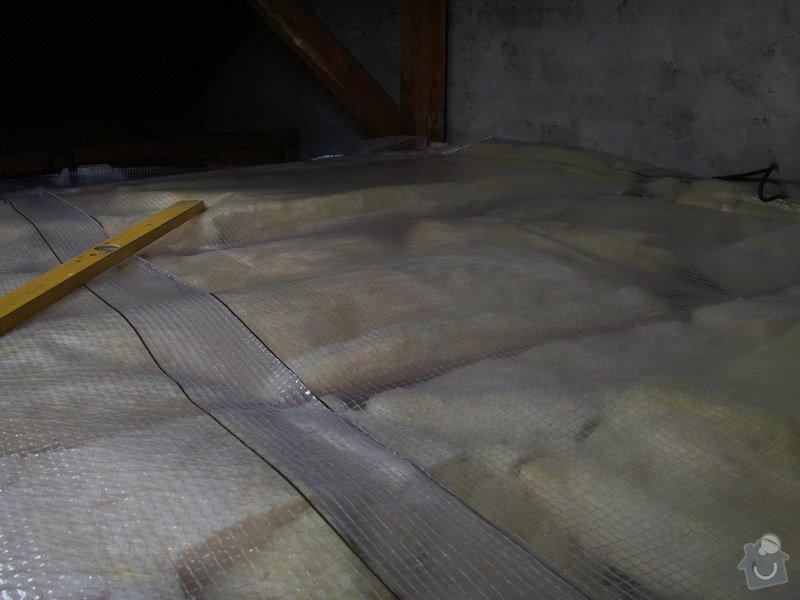 Kompletní rekonstrukce podkroví: PICT1002
