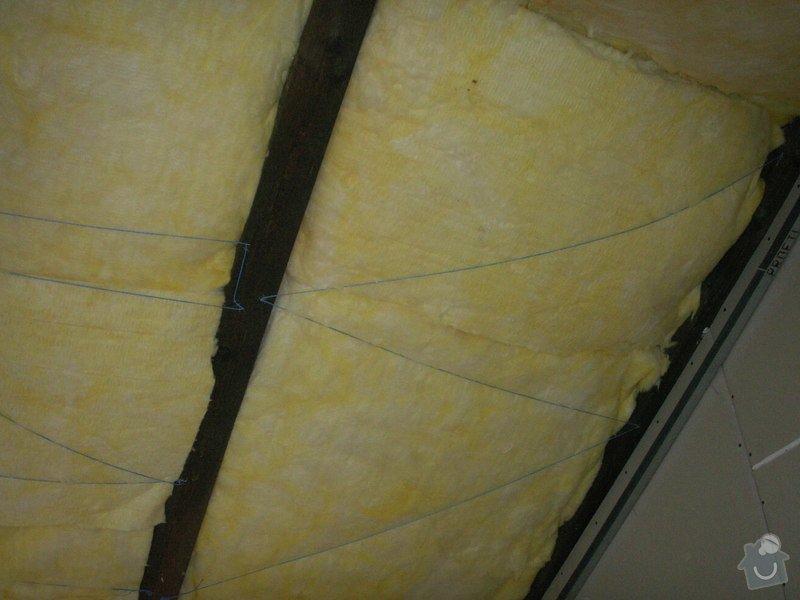 Kompletní rekonstrukce podkroví: PICT1024