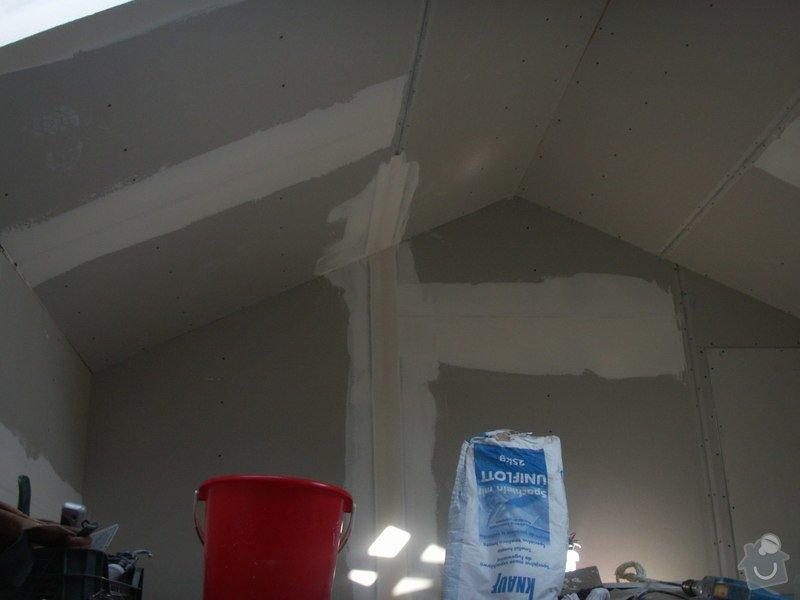 Kompletní rekonstrukce podkroví: PICT1053