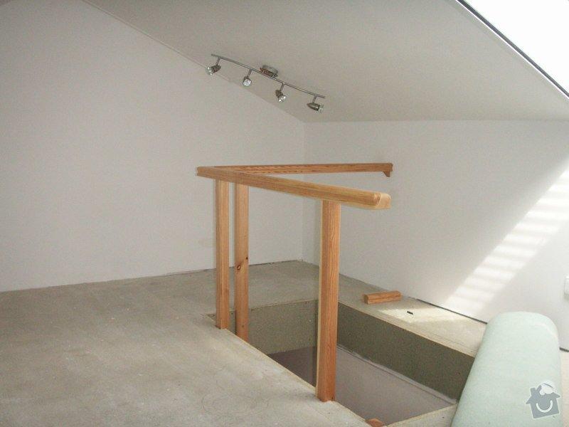 Kompletní rekonstrukce podkroví: PICT1376