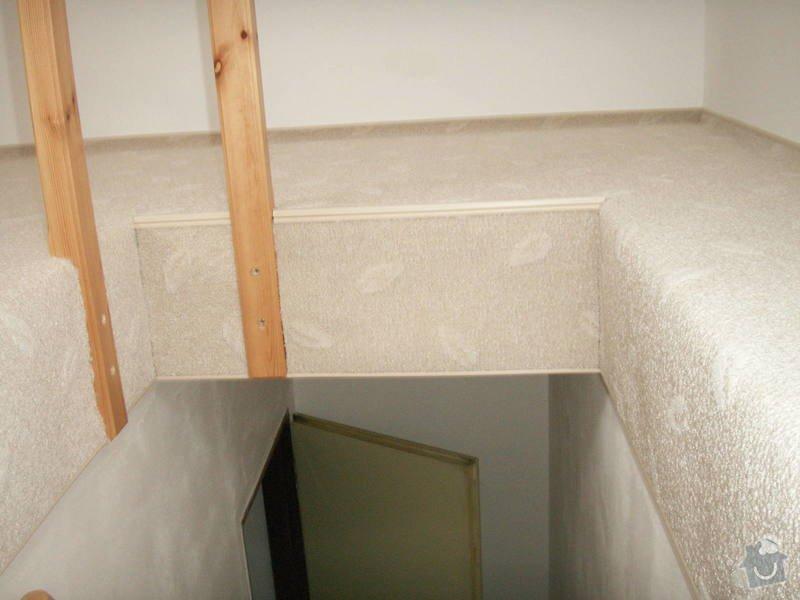 Kompletní rekonstrukce podkroví: PICT1623