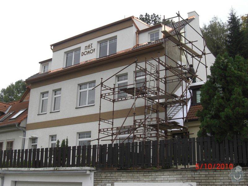 Zateplení RD: Rekonstrukce_2010_84