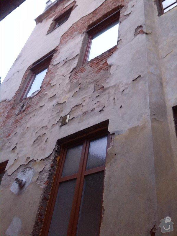 Oprava fasády bytového domu : IMG_20140410_182145