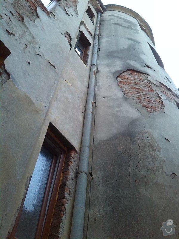 Oprava fasády bytového domu : IMG_20140410_182200