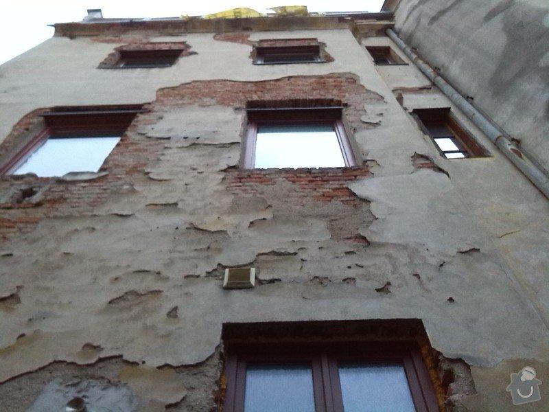 Oprava fasády bytového domu : IMG_20140410_182222