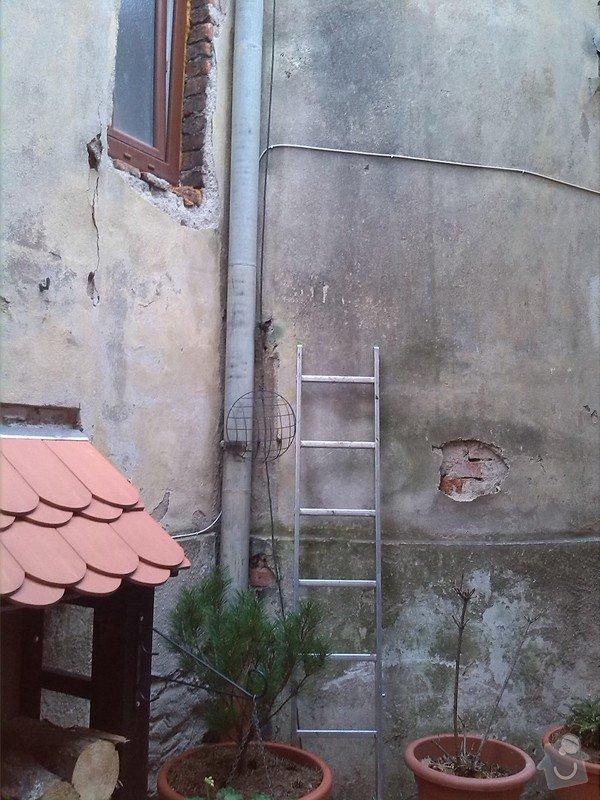 Oprava fasády bytového domu : IMG_20140410_182239