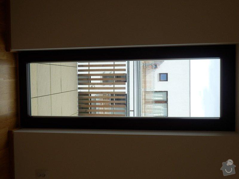 Vnitřní žaluzie (4 okna) Praha: Z2