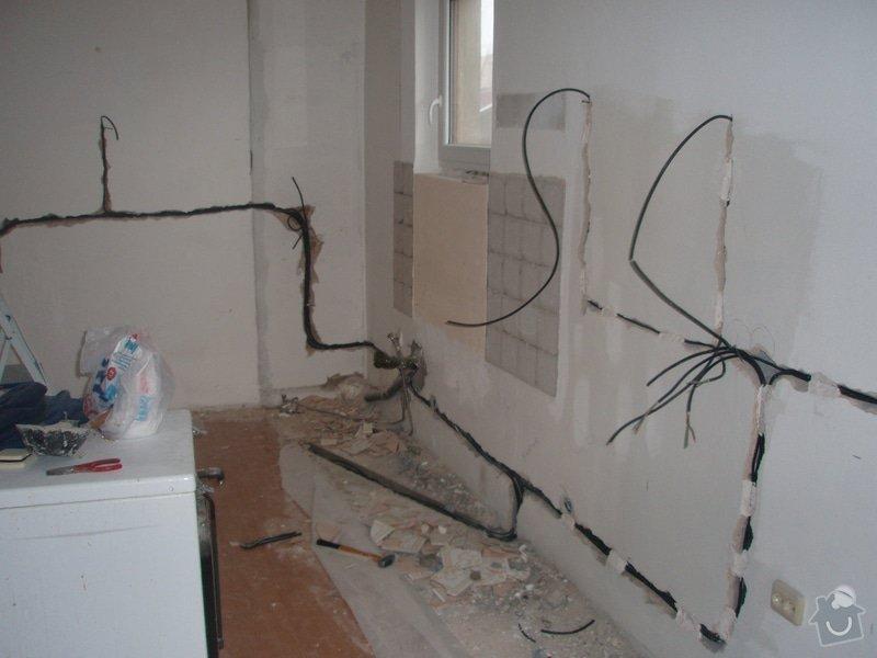Rekonstrukce elektroinstalace kuchyně: P1180017