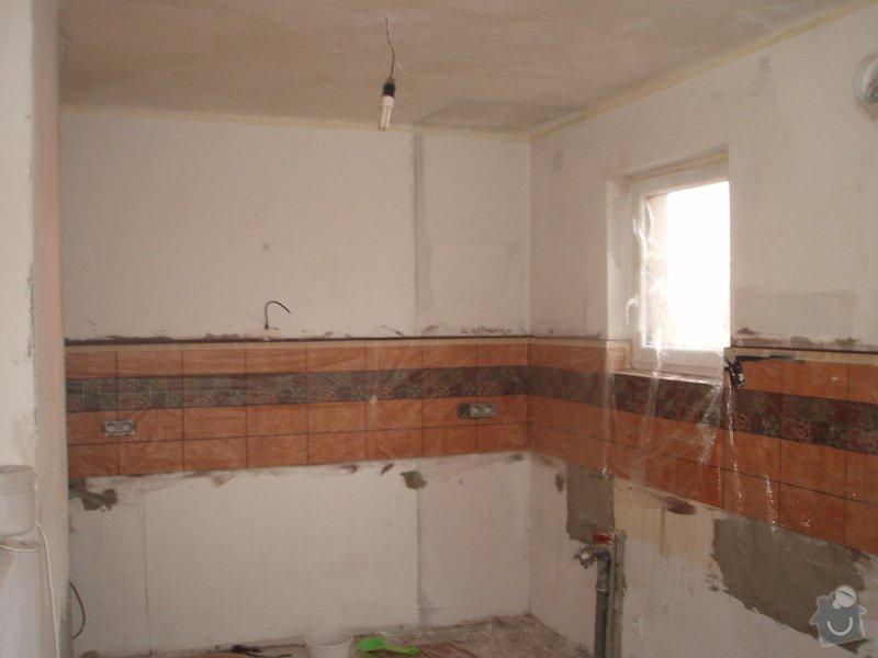 Rekonstrukce elektroinstalace kuchyně: P2210046