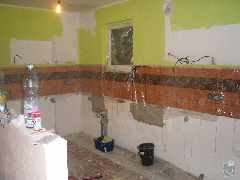 Rekonstrukce elektroinstalace kuchyně: P2210051