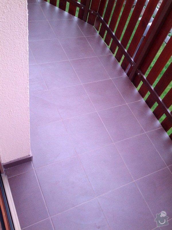 Hydroizolace a dlažba balkónu + zpevnění venkovní dlažby: 2014-04-06_09.51.55