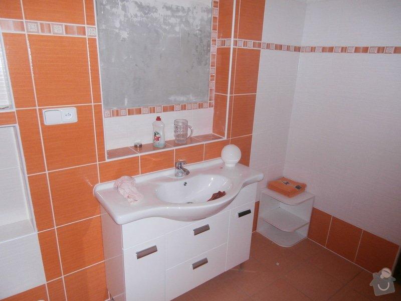 Rekonstrukce koupelny a kuchyně: P4010721