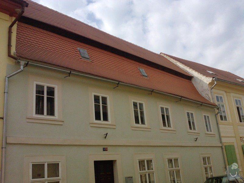Nová střecha: Ustek