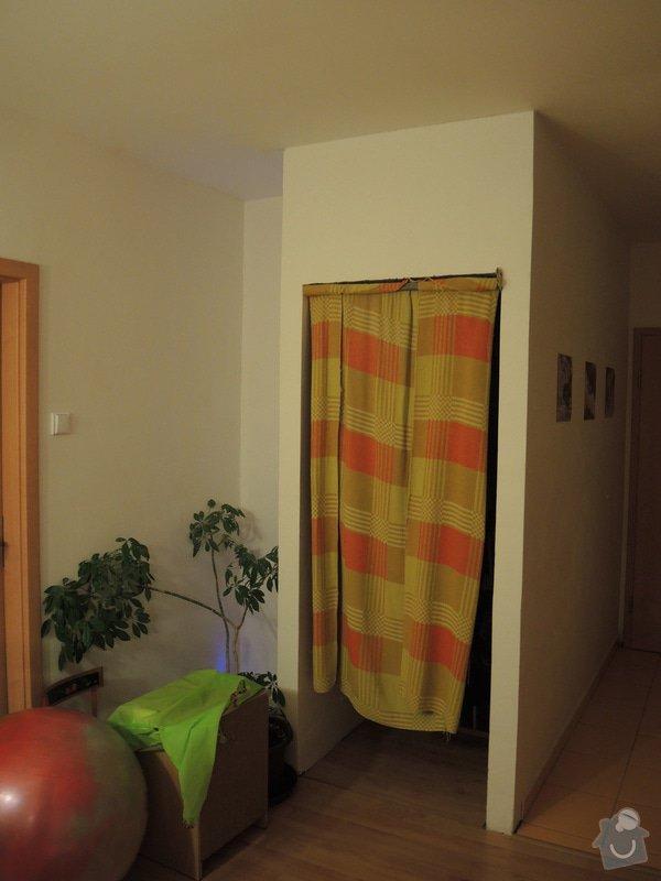 Zhotoveni skrinek a dveri ve stejne barve: DSCN6515