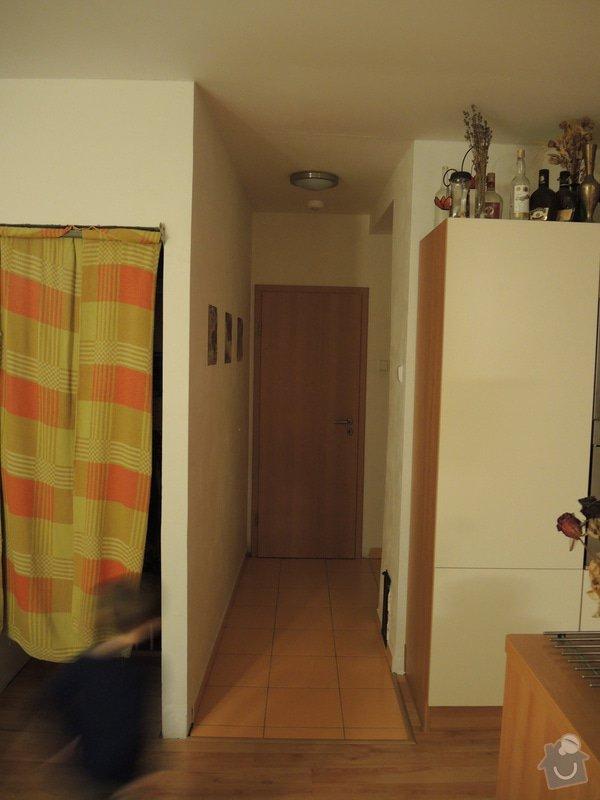 Zhotoveni skrinek a dveri ve stejne barve: DSCN6516