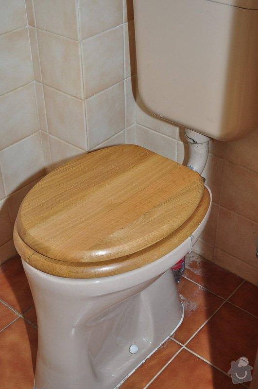 Oprava - výměna WC Praha 3: DSC_0014