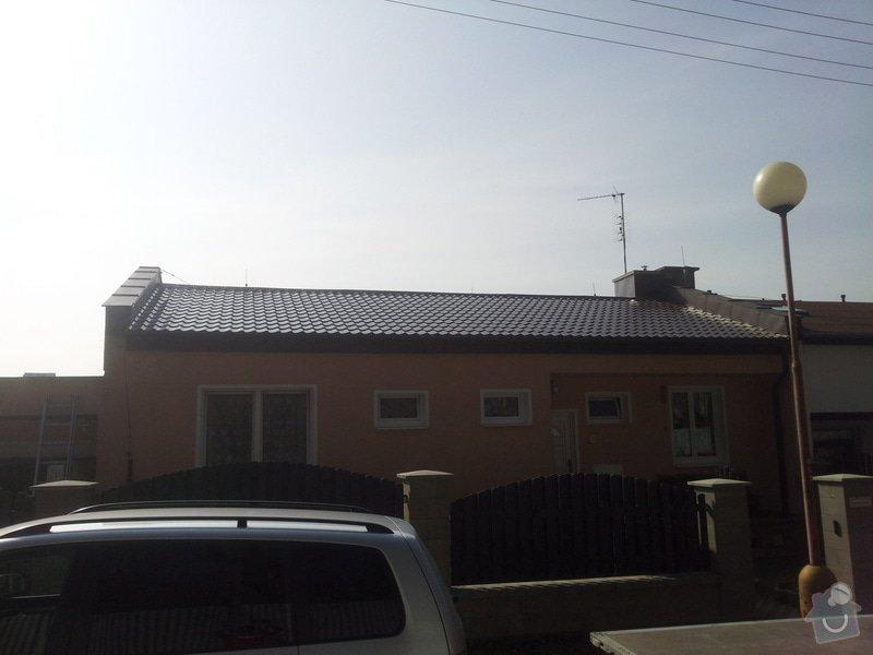 Rekonstrukce střechy RD: 20140402_105503