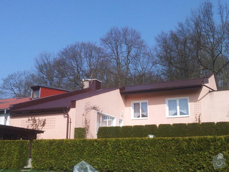 Rekonstrukce střechy RD: 20140402_105602