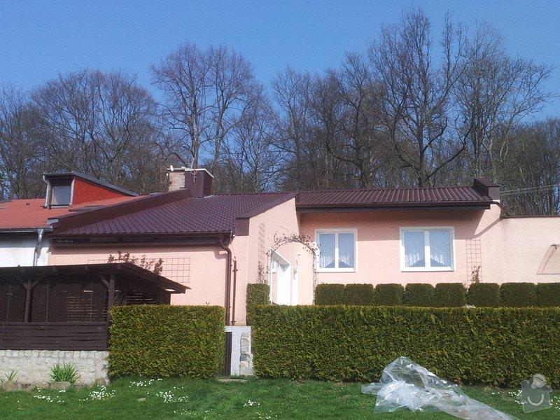 Rekonstrukce střechy RD: 20140402_105614