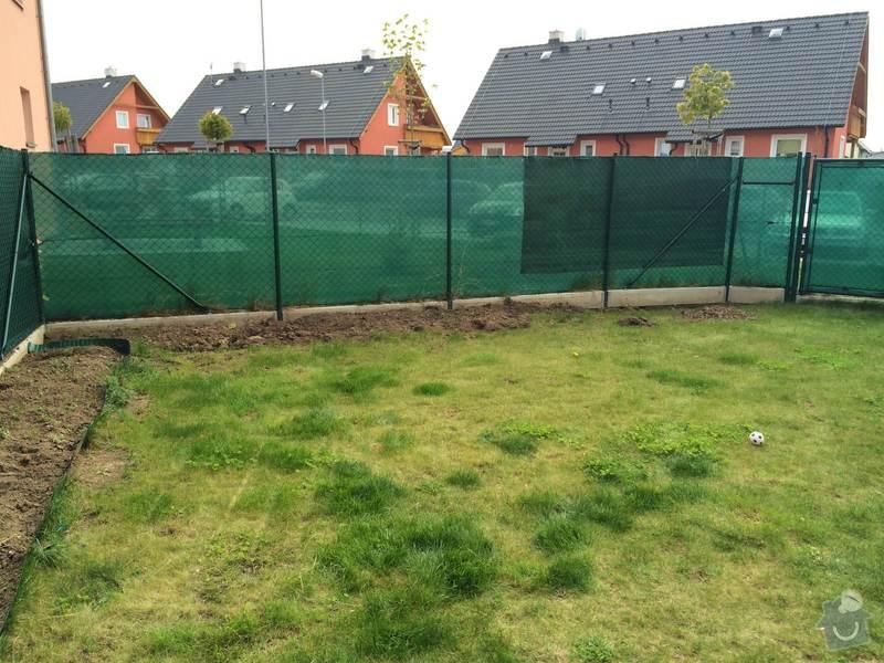 Vykopání záhonů pro živý plot - 15m: photo1