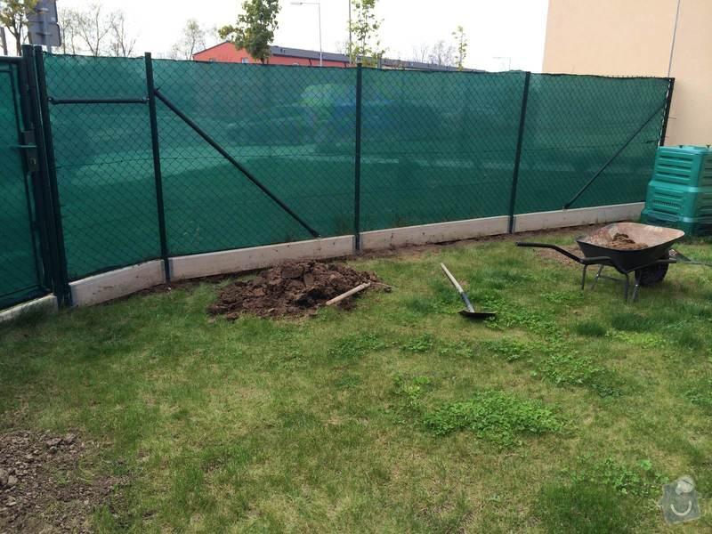 Vykopání záhonů pro živý plot - 15m: photo2