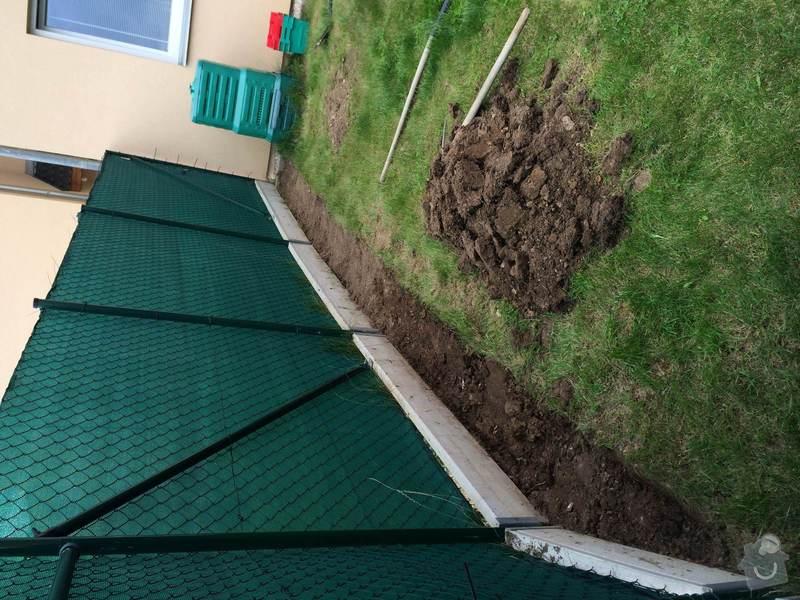 Vykopání záhonů pro živý plot - 15m: photo3
