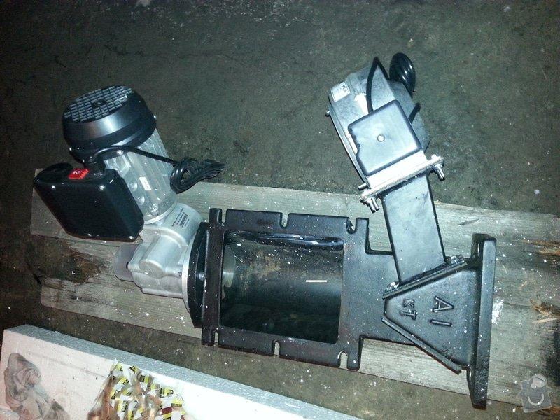 Prodej Automatický kotel Greeneco 25kW + montáž. : 20140412_125419