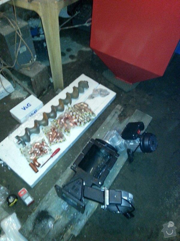 Prodej Automatický kotel Greeneco 25kW + montáž. : 20140412_125425