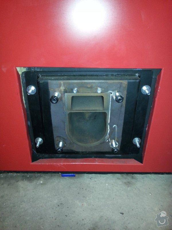 Prodej Automatický kotel Greeneco 25kW + montáž. : 20140412_144721