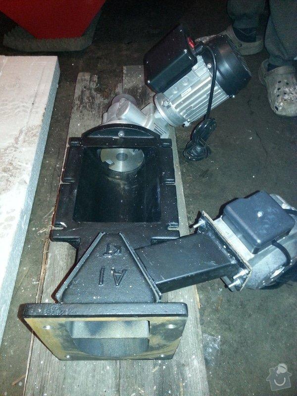 Prodej Automatický kotel Greeneco 25kW + montáž. : 20140412_144740