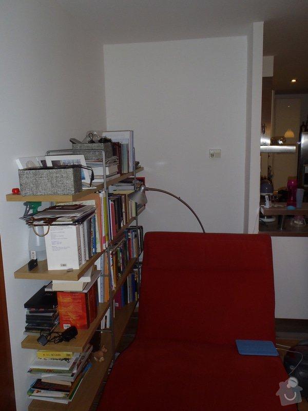 Knihovna na miru: prostor2