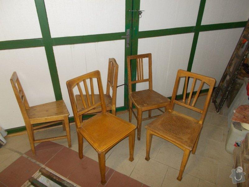 Oprava židlí: zidle_002