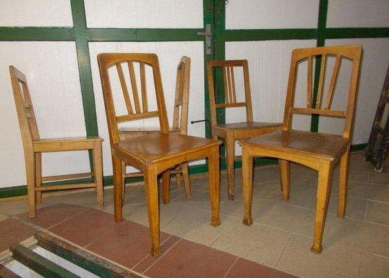 Oprava židlí
