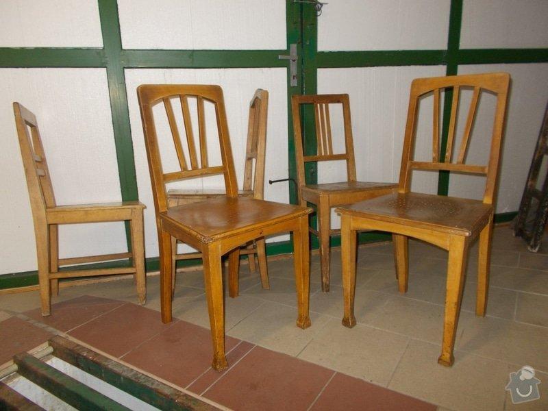 Oprava židlí: zidle_003