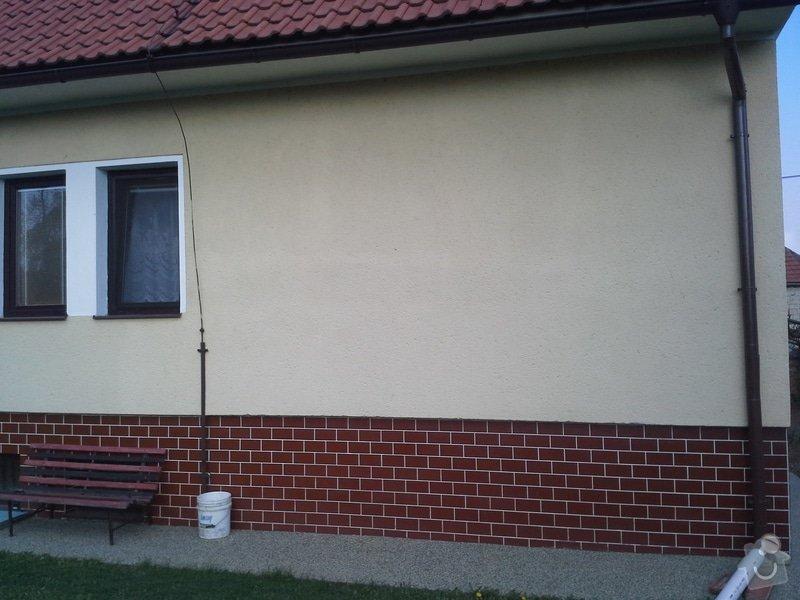 Zateplení fasády: 20140406_155029