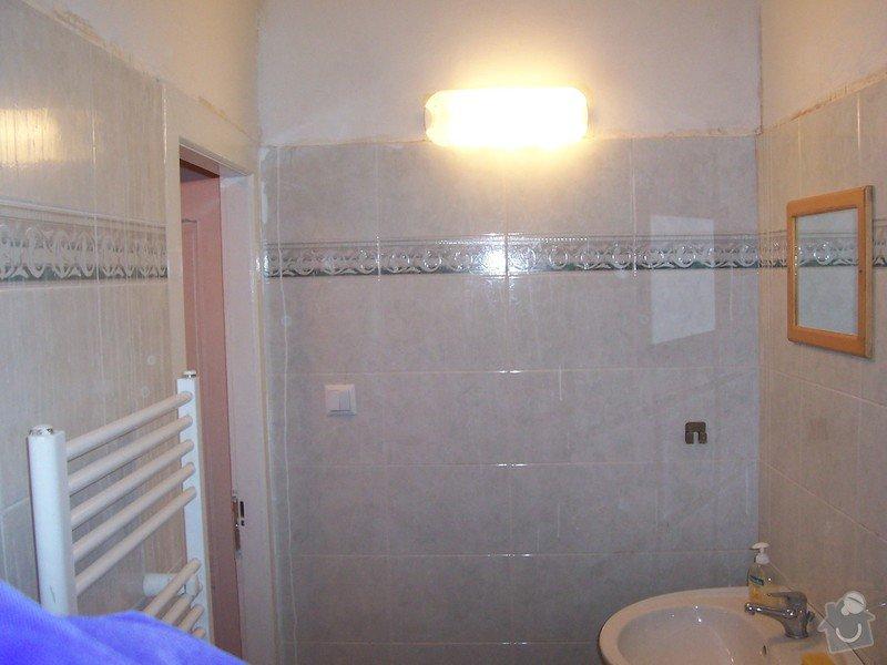 Rekonstrukce koupelny a WC: 100_5392