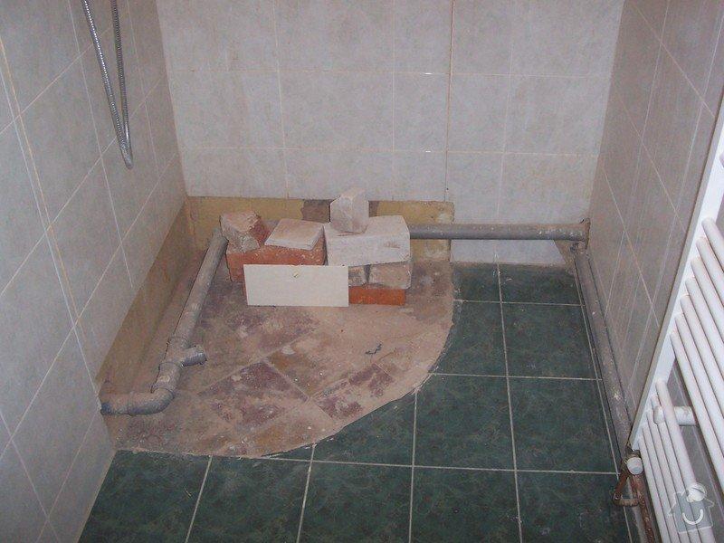 Rekonstrukce koupelny a WC: 100_5390
