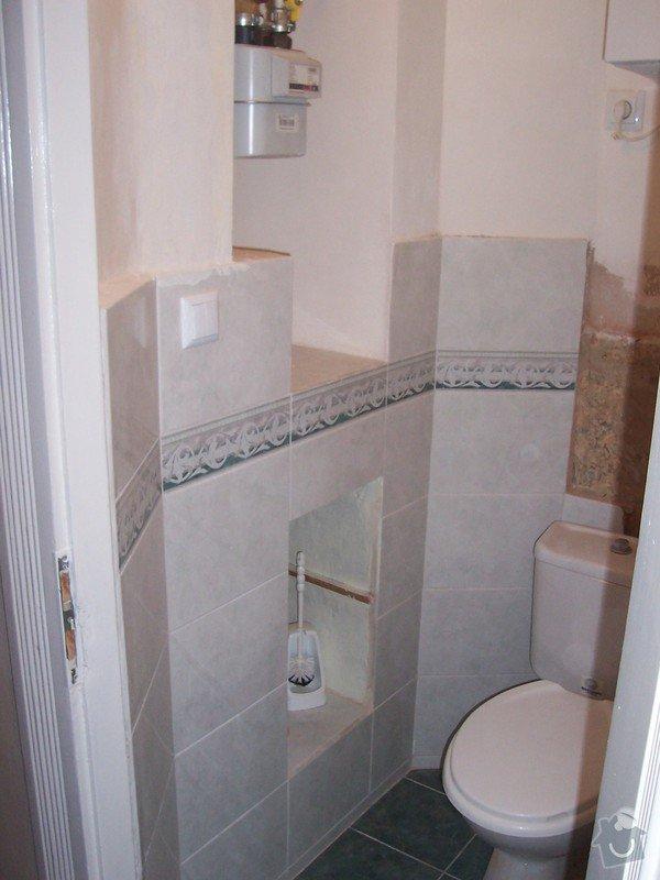 Rekonstrukce koupelny a WC: 100_5387