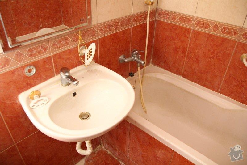 Rekonstrukce koupelny a WC: IMG_5360