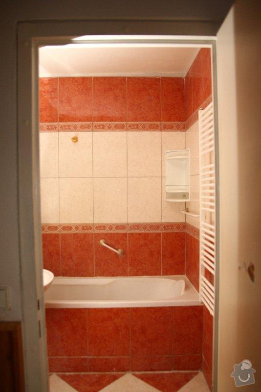 Rekonstrukce koupelny a WC: IMG_5355
