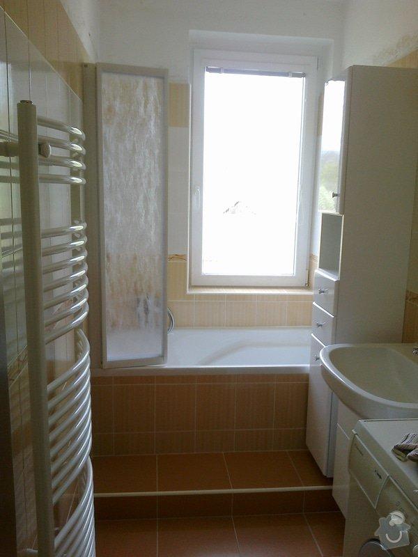 Rekonstrukce koupelny v bytovém domě: 11042014523