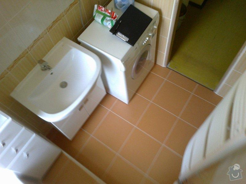 Rekonstrukce koupelny v bytovém domě: 11042014526