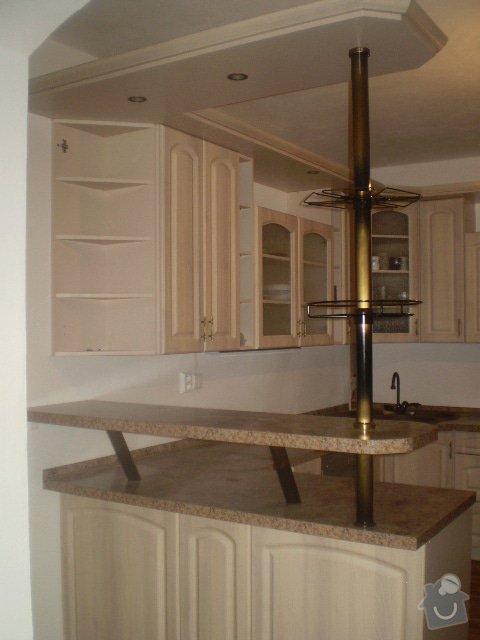Obložení keramická imitace kámen do kuchyně: P8270491
