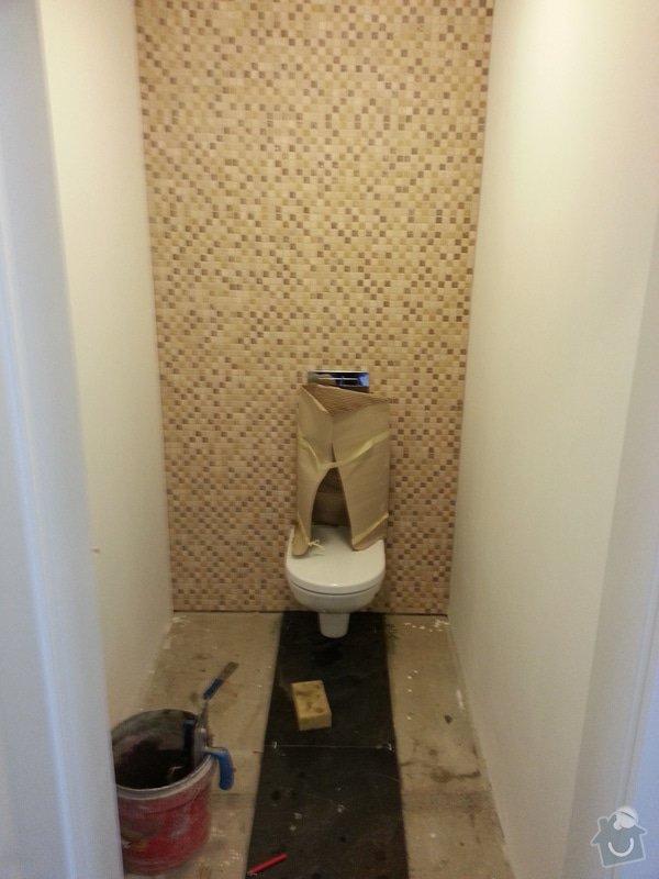 Rekonstrukce koupelny: 20130323_142131