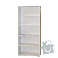 Montáž nábytku: knihovna_1