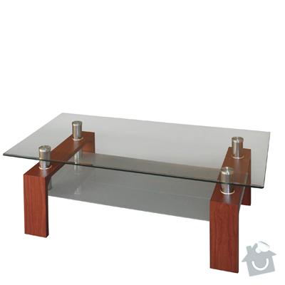 Montáž nábytku: stolek